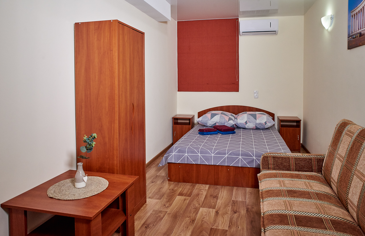 Апарт-отель НОВЫЙ — апартаменты в центре Одессы по самым низким ценам!