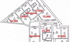 Бюджетный новострой с ремонтом на Грушевского от 10.000 у.е.!