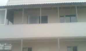 1-комнатная в новом доме на Ленпоселке!