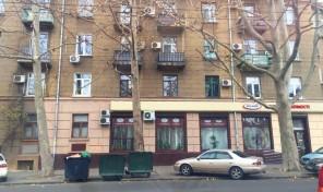 1-комнатная сталинка на Соборной площади!