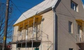 Новый 3-этажный дом на Черемушках!